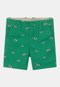 GAP - TODDLER BOY  - Shorts - parrot green - 0
