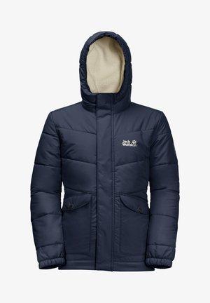 SNOW FOX JACKET K - Winter jacket - night blue