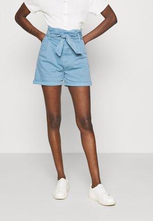 DORLA - Shorts - bonnie blue wash