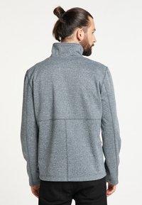 ICEBOUND - Light jacket - rauchmarine melange - 2