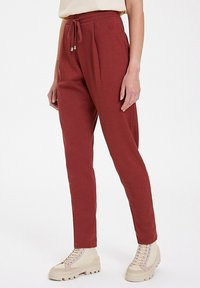 WESTMARK LONDON - Tracksuit bottoms - spiced apple - 3