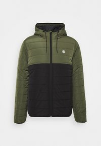 Element - ALDER PUFF FUNDAMENT - Light jacket - flint black - 0