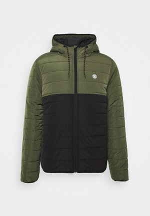 ALDER PUFF FUNDAMENT - Light jacket - flint black