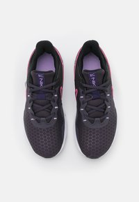Nike Performance - LEGEND ESSENTIAL 2 - Sports shoes - black/hyper pink/cave purple/lilac/white - 3
