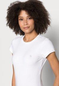 Calvin Klein Underwear - ONE LOUNGE SUIT  - Body - white - 3