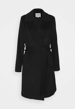 TANNI - Classic coat - black