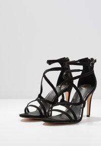 Buffalo - JAMILA - Korolliset sandaalit - black - 4