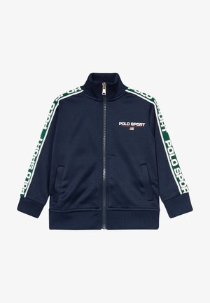 Training jacket - cruise navy