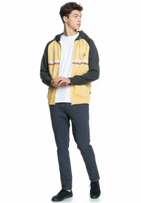 Quiksilver - EVERYDAY - Zip-up sweatshirt - rattan - 1