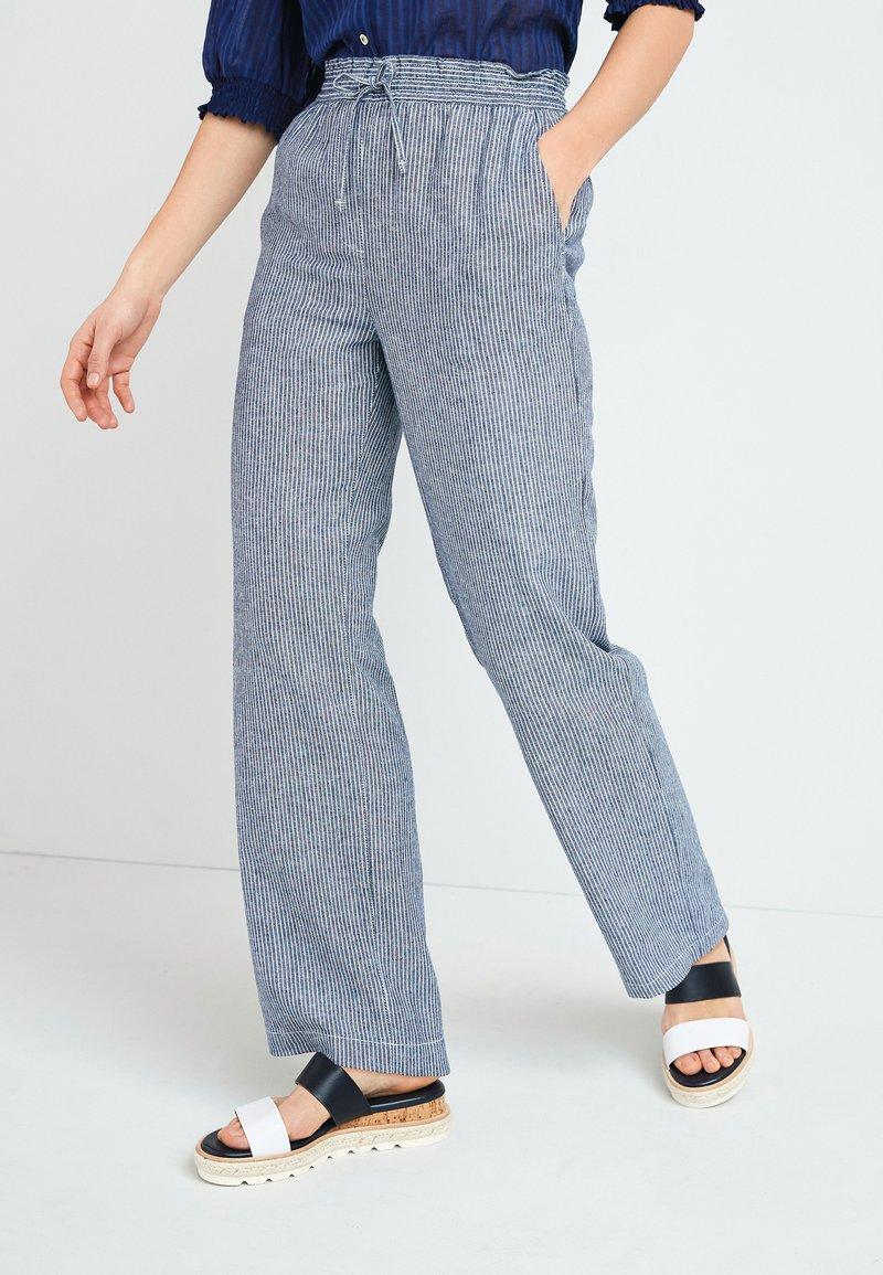 Next - Trousers - royal blue