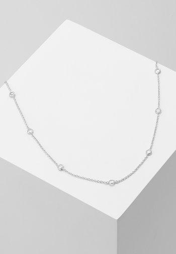 VIOLET  - Necklace - silver-coloured