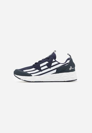 UNISEX - Trainers - navy/white