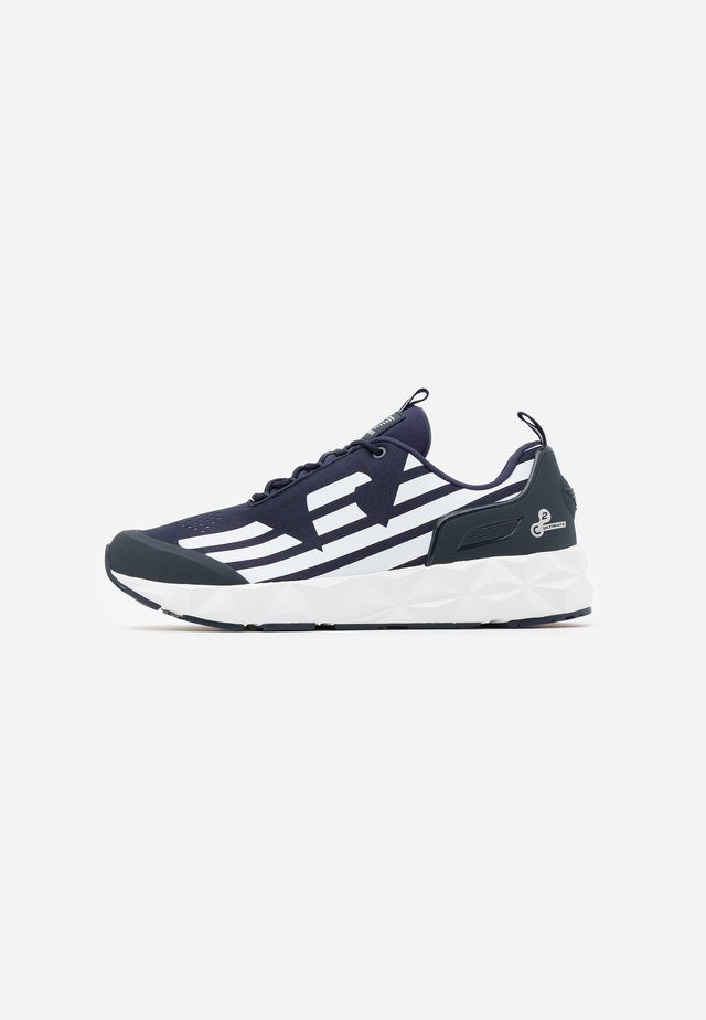 UNISEX - Sneakers laag - navy/white