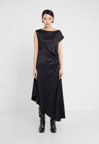 MM6 Maison Margiela - Festklänning - black - 0