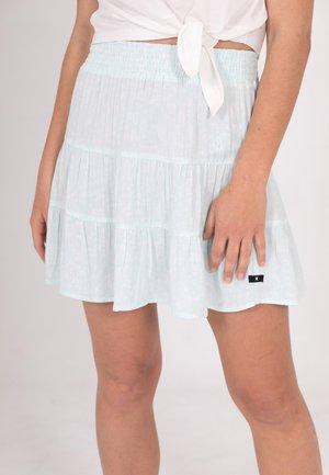 A-line skirt - light dew
