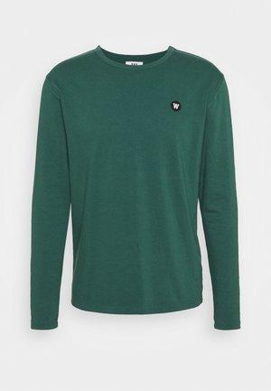 MEL LONG SLEEVE - Pitkähihainen paita - faded green