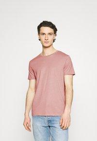 Burton Menswear London - 5 PACK - T-shirt - bas - khaki - 4