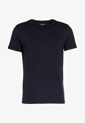 GUSTAV - Basic T-shirt - black