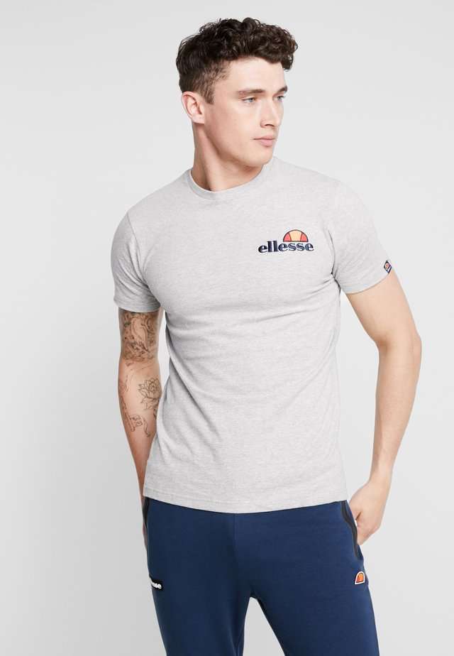 VOODOO - T-shirt imprimé - grey marl