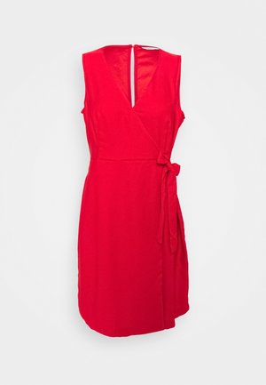 LAKAWAI - Shift dress - lipstick