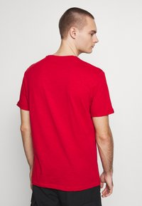 Pier One - Print T-shirt - red - 2