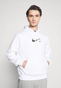 Nike Sportswear - HOODIE PO AIR  - Sweatshirt - white - 3