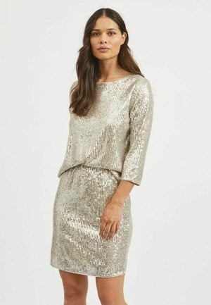 RTEIL  - Long sleeved top - frosted almond