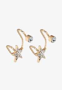 sweet deluxe - EAR CUFF 2 PACK - Earrings - gold-coloured - 3
