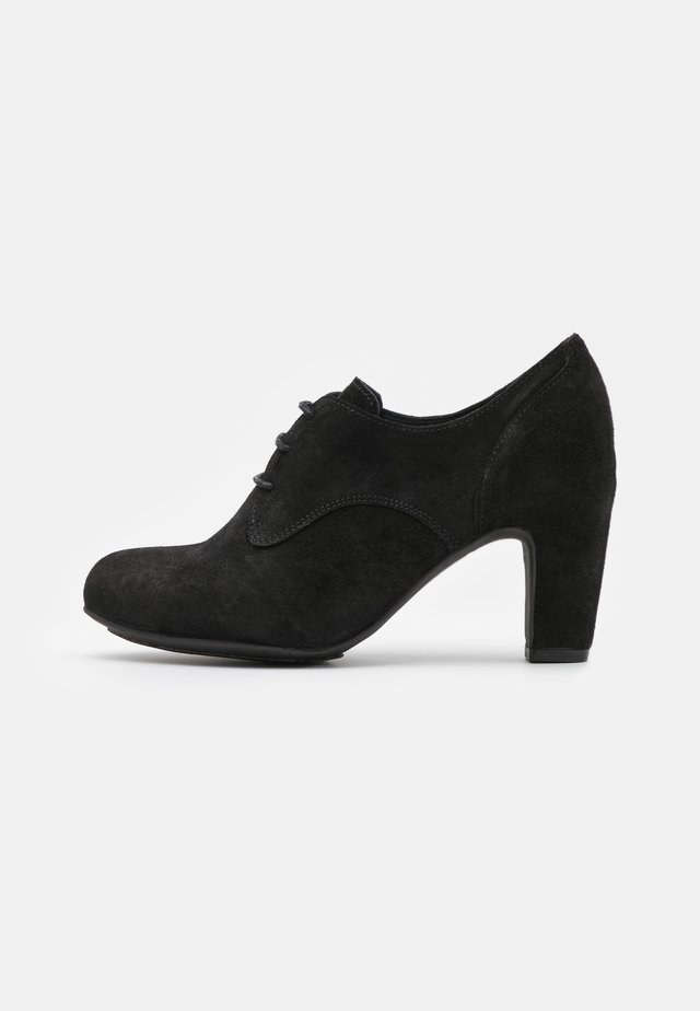 WILMA - Ankle boot - marvin nero