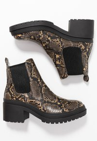 Topshop - BRIXTON CHELSEA - Ankle boots - natural - 3