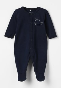 Name it - NBMNIGHTSUIT BABY 2 PACK - Pyjamas - dark sapphire - 2