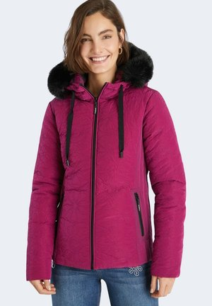 SNOW 21WWEW01 - Winter jacket - violet