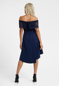 SISTA GLAM PETITE - LIAH - Cocktail dress / Party dress - navy - 3