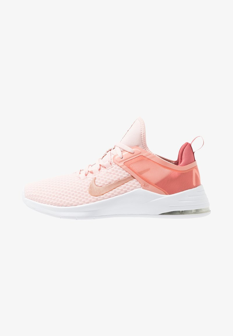 Nike Performance - AIR MAX BELLA TR 2 - Sportovní boty - light redwood/pink quartz/light soft pink