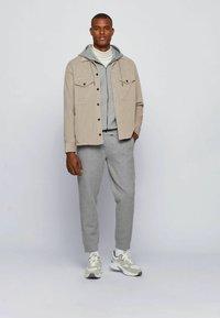 BOSS - Zip-up hoodie - grey - 1