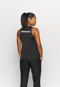 Nike Performance - AIR TANK - Camiseta de deporte - black/silver - 0