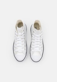 Converse - CHUCK TAYLOR ALL STAR PLATFORM EVA - Baskets montantes - white/black - 3