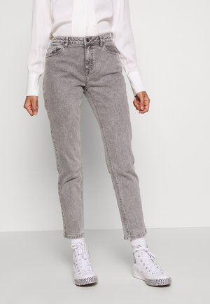 LAVINA MOM - Relaxed fit jeans - grey