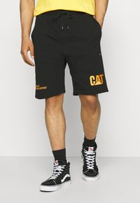 Caterpillar - CAT MACHINERY - Shorts - black - 0