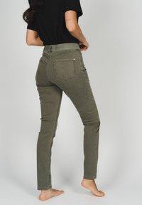 Angels - Slim fit jeans - khaki - 2