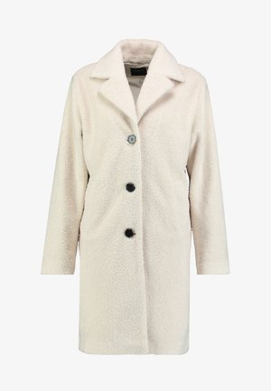 SLFNANNA TEDDY COAT - Winter coat - sandshell
