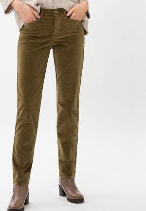 STYLE SHAKIRA - Trousers - khaki