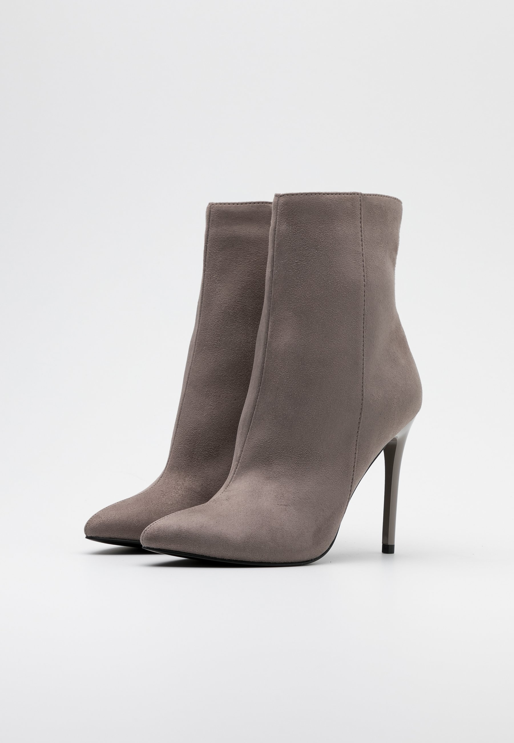 Even&Odd High Heel Stiefelette grey/grau