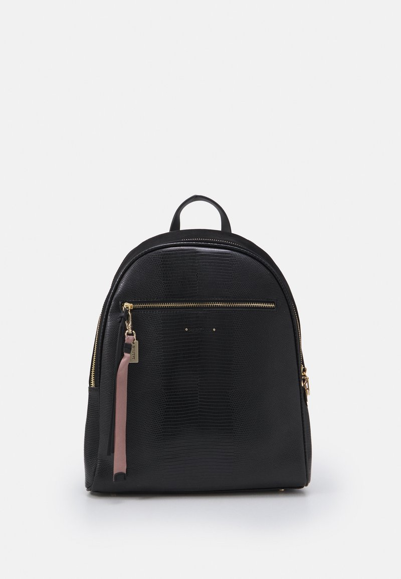 PARFOIS - BACKPACK CITY BLACK L - Rucksack - black