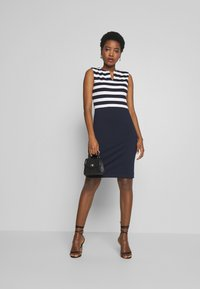 Esprit Collection - DRESS - Shift dress - navy - 1