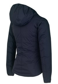 K-Way - THERMO PLUS. 2 DOUBLE - Down jacket - blue maritime-red claret - 2
