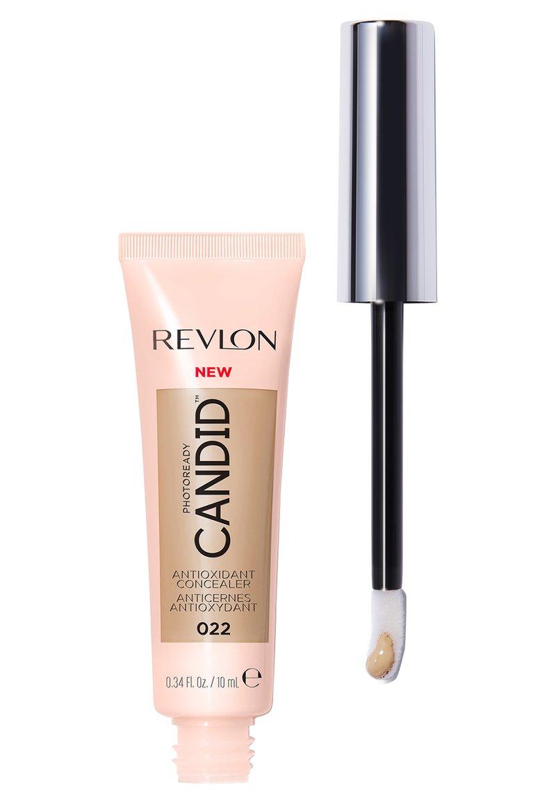 Revlon - PHOTOREADY CANDID™ ANTIOXIDANT CONCEALER - Concealer - N°022 sand