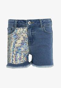 DeFacto - Szorty jeansowe - blue - 0