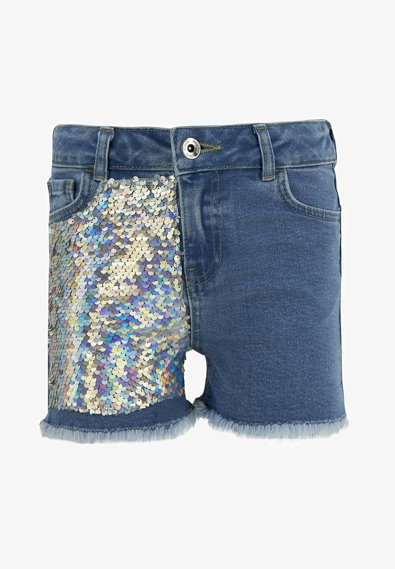 DeFacto - Szorty jeansowe - blue
