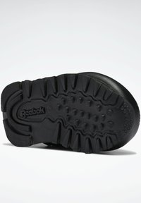 Reebok Classic - CLASSIC LEATHER SHOES - Baby shoes - black - 3